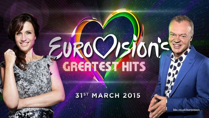 Confirmed: Petra Mede And Graham Norton To Host 60th Anniversary Concert In London via @muldoon4048