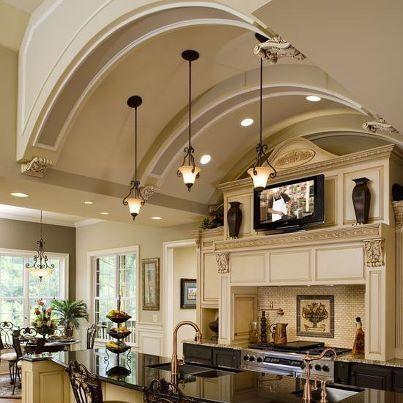 Elegant residences home pinterest elegant cozy for Elegant residences kitchens