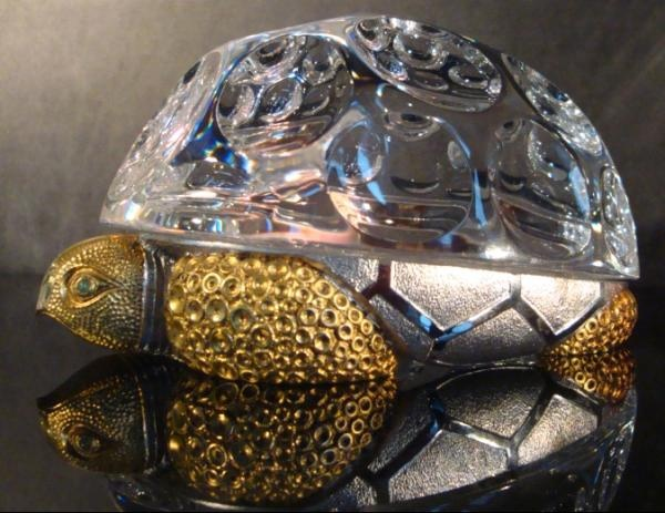 French Baccarat Crystals