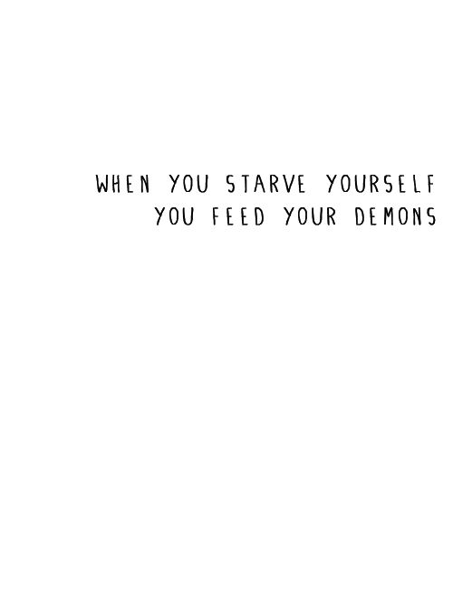 eating disorder quotes tumblr - photo #28
