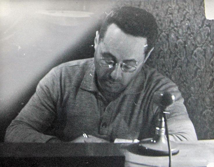 L'URSS. 1960-1970-ies. Pavlodar. Journalistes.