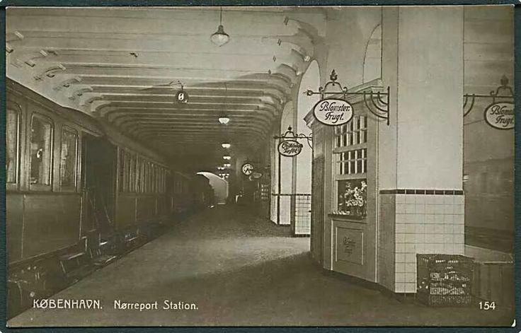 Nørreport station 1925