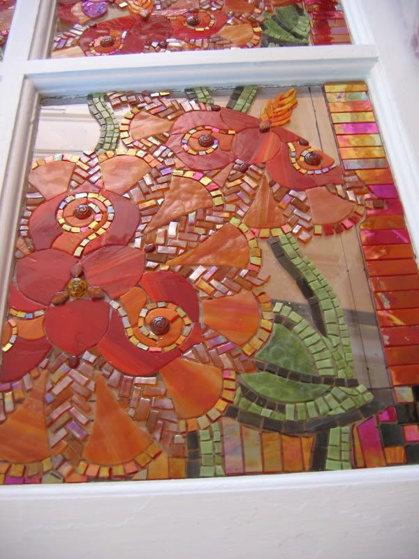 Gorgeous mosaic project!