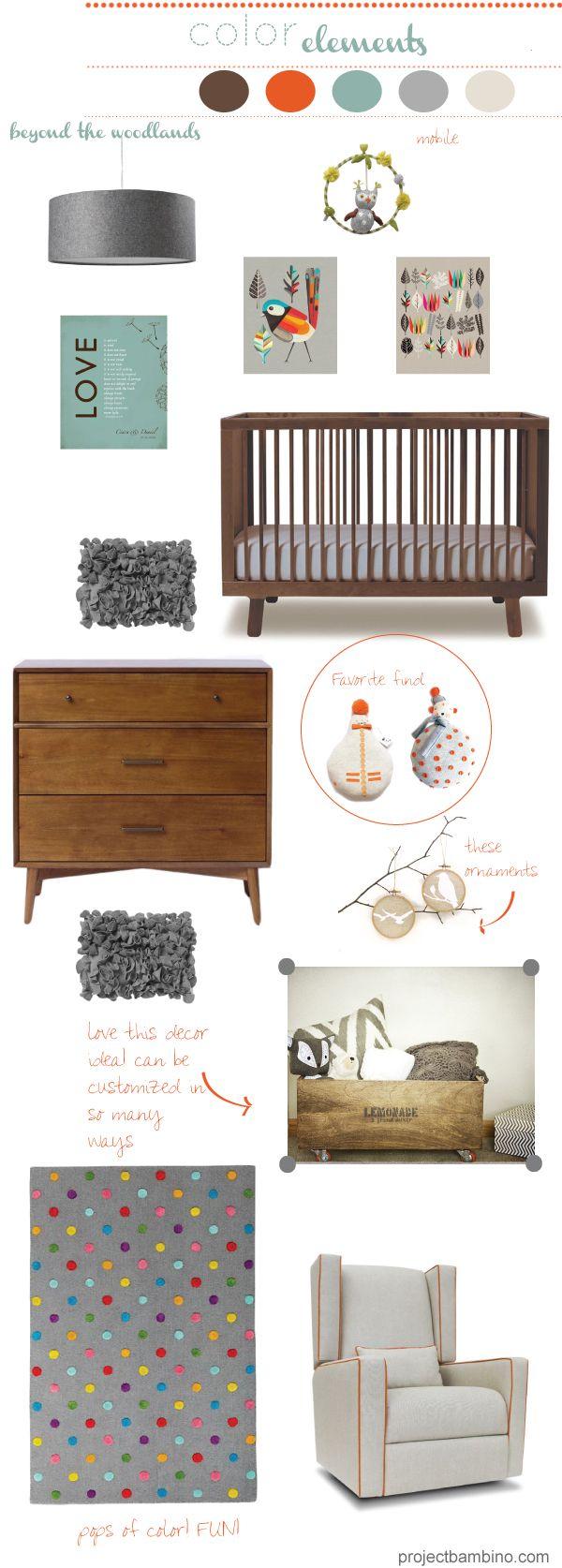 #neutral #nursery | Nursery Rooms | Pinterest | Quarto de ...