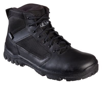 Danner Lookout Waterproof Duty Boots for Men - Black - 10.5M