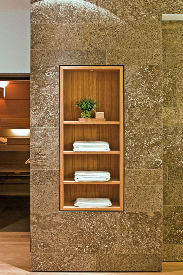 Shelving Detail In A Home For A Young Family In Munich By Stephan Maria Lang