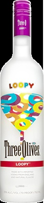 "Three Olives ""Loopy"" Yummy!!! Tastes just like Fruit loops"