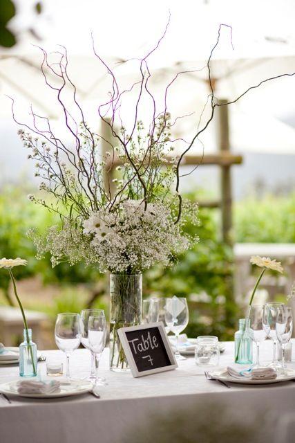 Wedding decoration at Bramon Wine Estate