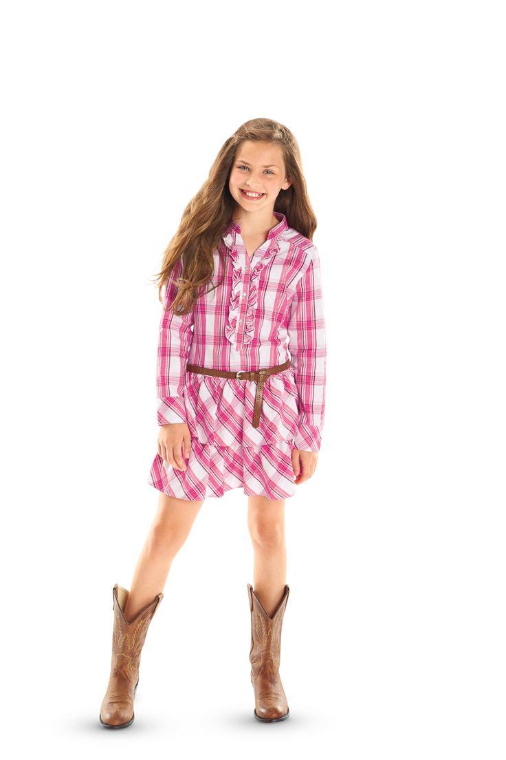 pthc girls HomeMy American Girl Western Plaid Dress & Belt for Girls New! Western Plaid Dress &