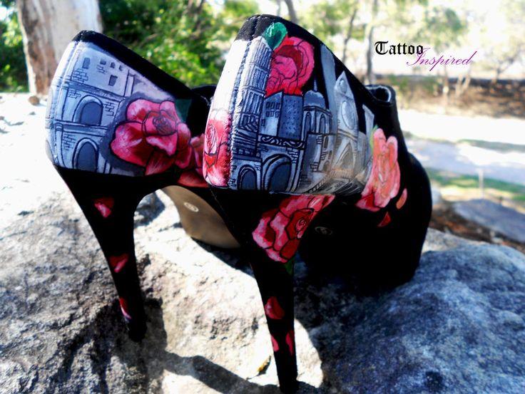 Italy inspired heels