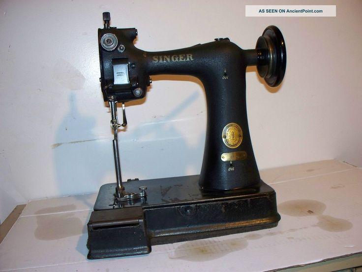 antique machine