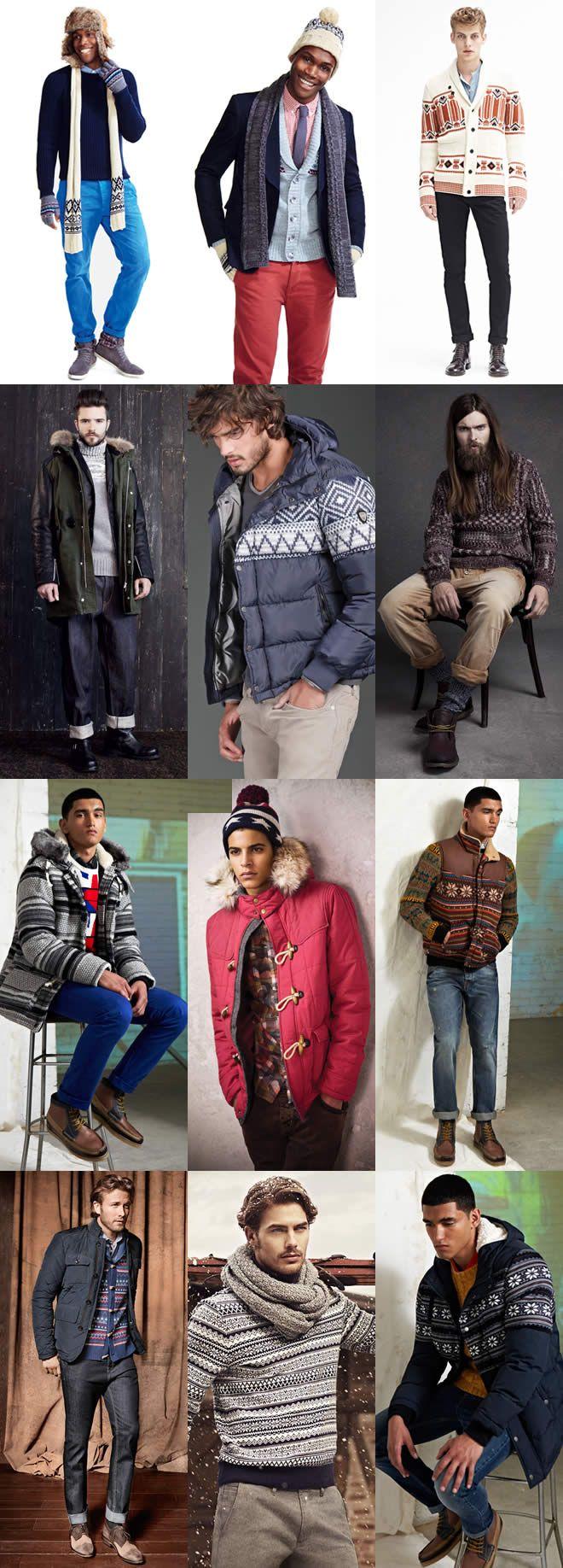 Ski-Resort Inspired Winter Wear Lookbook Inspiration