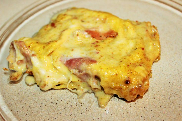Lasagne al pesto di pistacchio