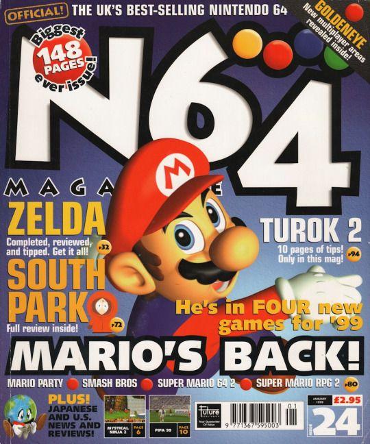 VGJUNK #gaming #magazines