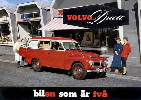Volvo Duett L O V E this