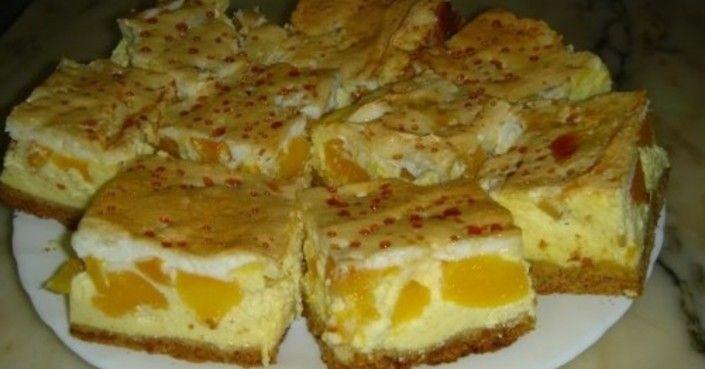 Habos túrós kocka                           Hozzávalók:  3 evőkanál cukor 2 tojássárgája 1 egész tojás 1 teáskanál szódabikarbóna 10 dkg vaj 30-40 dkg liszt…