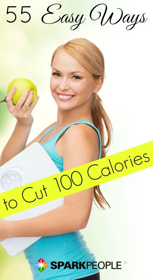 cutting calories to lose weight fast