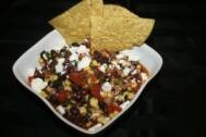 Black Bean, Chipotle & Corn SalsaChipotle Corn Salsa