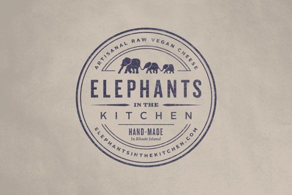Elephants in the Kitchen – Brand Identity by Bluerock Design