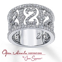 Open Hearts Inspirations by Jane Seymour™ Diamond RingHeart Collection, Diamond Rings, Jane Seymour Open, Open Heart Jane Seymour Rings, Fun Stuff, Diamonds Rings, Dirty Desire, Seymour Open Heart, Heart Inspiration