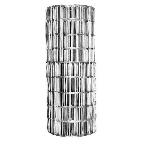Origin Point 203600 2-Inch x 4-Inch Mesh 12.5-Gauge Galvanized Welded Wire Fence, 36-Inch x 100-Foot by Origin Point. $41.36. Made of 12.5 gauge fence. Hex netting with 2-inch by 4-inch openings. Measures 100-feet length by 36-inch width. Galvanized coated utility fence. Long lasting and weather resistant. This galvanized coated utility fence is made of 12.5 gauge wire with hex netting 2-inch by 4-inch openings. It is long lasting and weather resistant. Measures ...