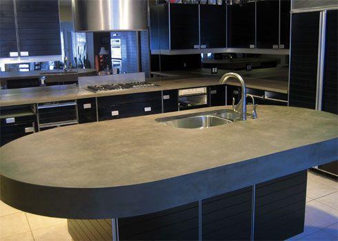 87 Best KItchen Concrete Kitchen Images On Pinterest   Concrete Kitchen,  Kitchen Ideas And Concrete Counter