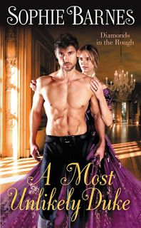 The Eater of Books!: Review: A Most Unlikely Duke by Sophie Barnes