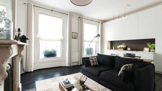 Carolyn's Notting Hill Victorian Flat -- House Call