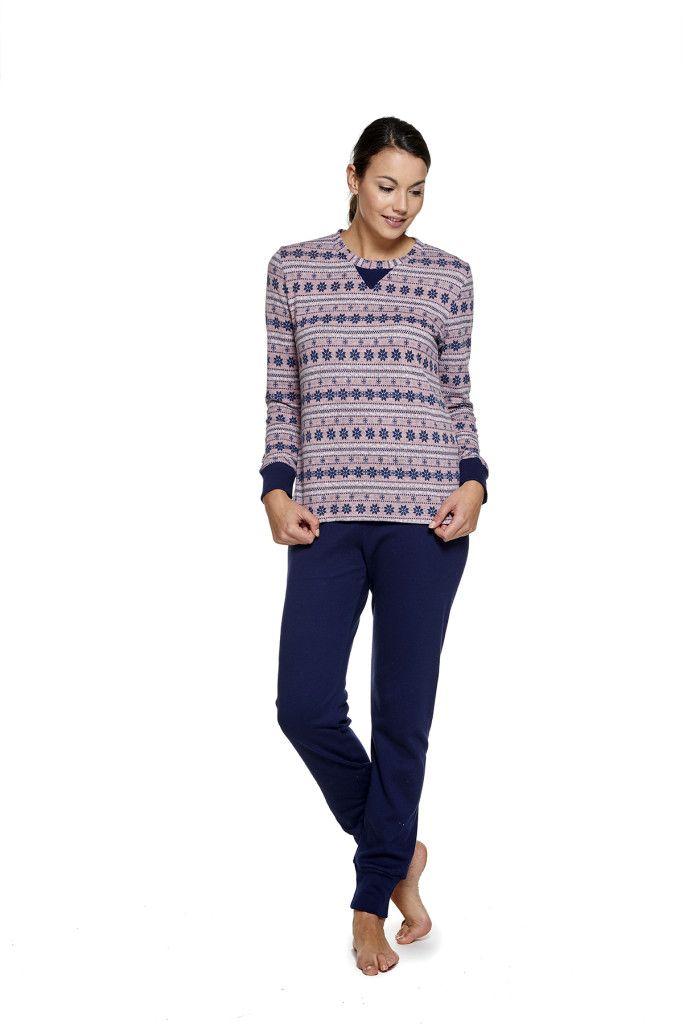 rebajas en moda íntima pijama para mujer otoño invierno paramí