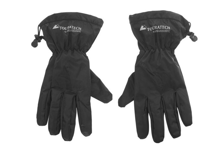 "Worn-over gloves ""Cover"", black - Gloves - Riding gear 