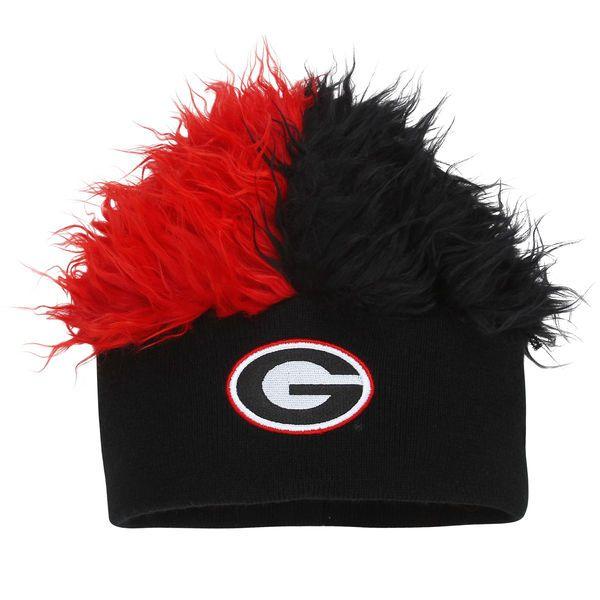 Georgia Bulldogs Flair Hair Knit Hat, $29.95 http://shareasale.com/m-pr.cfm?merchantid=45646&userid=646297&productid=562087330&afftrack=bulldogs