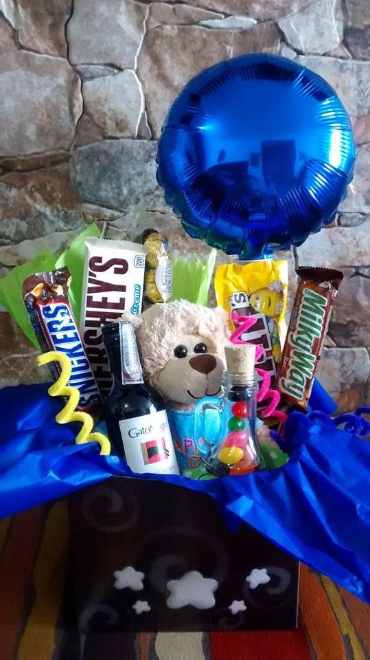 anchetas de dulces un regalo especial