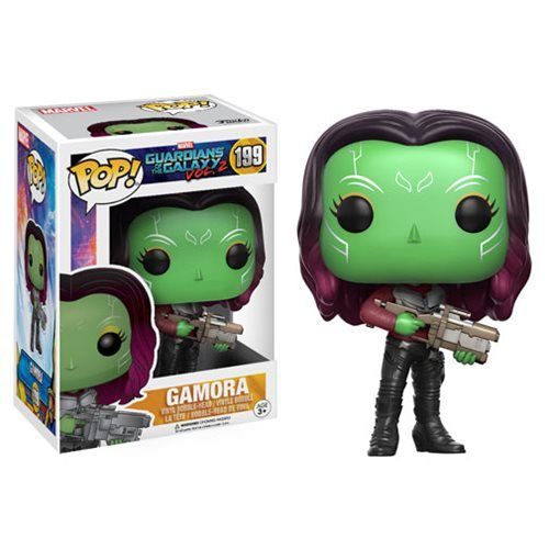 Guardians of the Galaxy Vol. 2 Gamora Pop! Vinyl Figure - Funko - Guardians of the Galaxy - Pop! Vinyl Figures at Entertainment Earth
