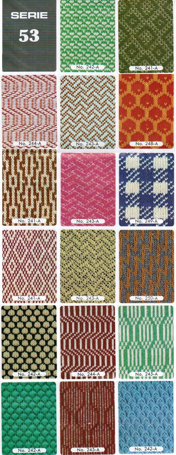 476 best machine knitting stitch patterns images on pinterest 53g 5661464 bankloansurffo Images