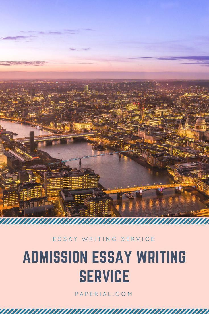 Custom admissions essays written