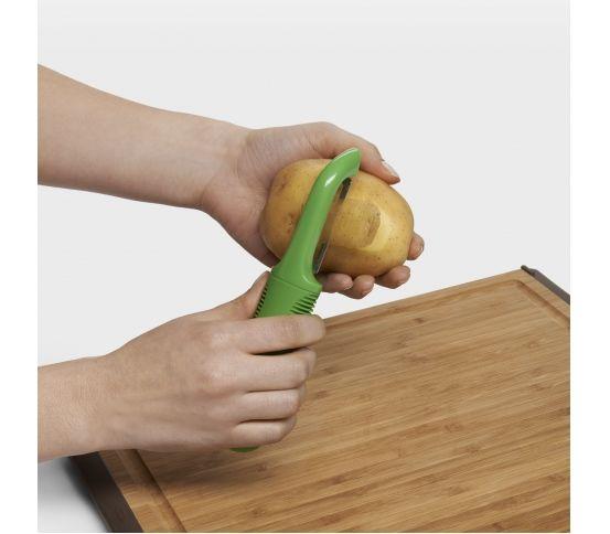 OXO Good Grips - Obieraczki do warzyw i owoców, 3 szt. ziemniak