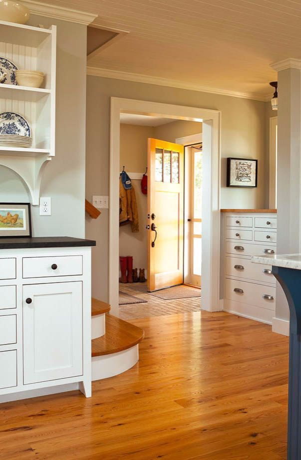 Wisconsin Farmhouse has classic features