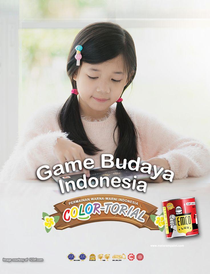Kawan EMCO, game COLOR-TORIAL pun diprakarsai oleh pengembang dalam negeri dan mendukung perkembangan game Nasional sesuai dengan peringatan Hari Game Indonesia (HARGAI) pada 8 Agustus 2016. Kawan EMCO dapat menikmatinya dengan mengunduh di App Store https://itunes.apple.com/id/app/colortorial/id1135159964?mt=8 maupun Google Play Store https://play.google.com/store/apps/details?id=com.matarampaint.emco.colortorial