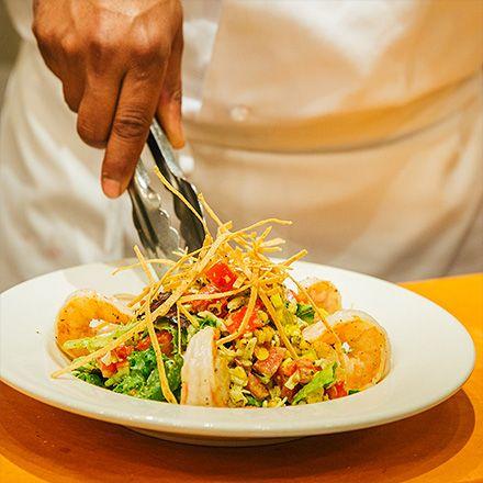 Nordstrom's Cafe Bistro is My Favorite Lunch Spot - OMG Lifestyle Blog' http://omglifestyle.com/nordstroms-cilantro-lime-shrimp-salad/