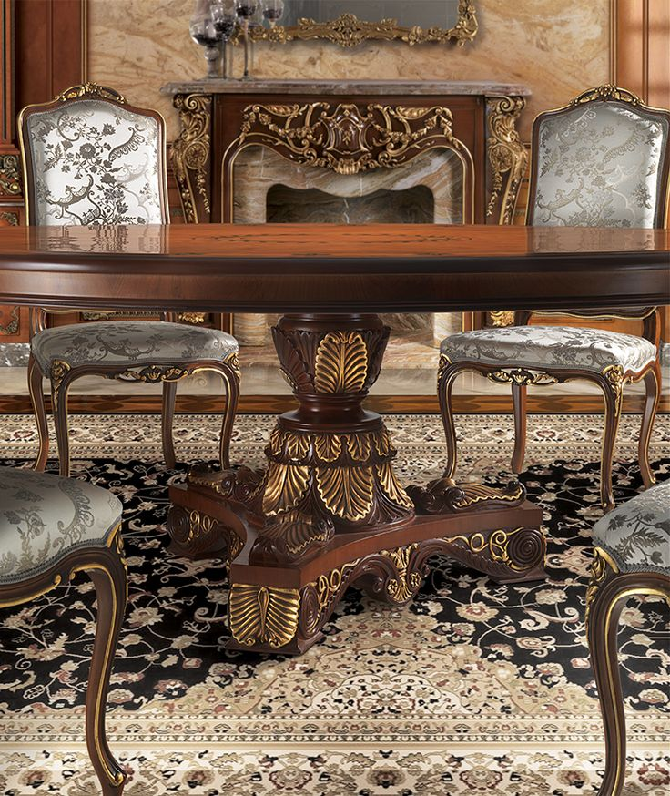 ARETUSI Classic design round table