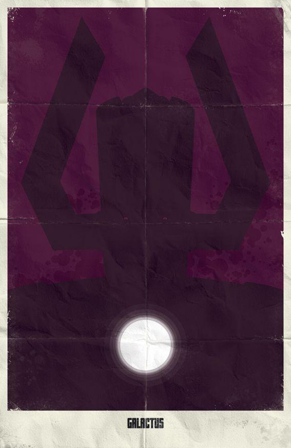 Affiches minimalistes des personnages de Marvel marvel affiche poster minimaliste superhero 14 geek design bonus