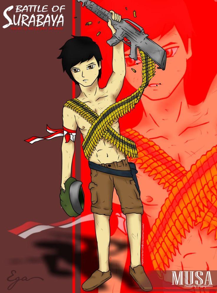"""Musa """"Battle of Surabaya"""""""