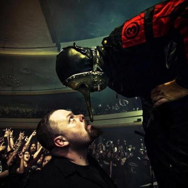 Slipknot face to face