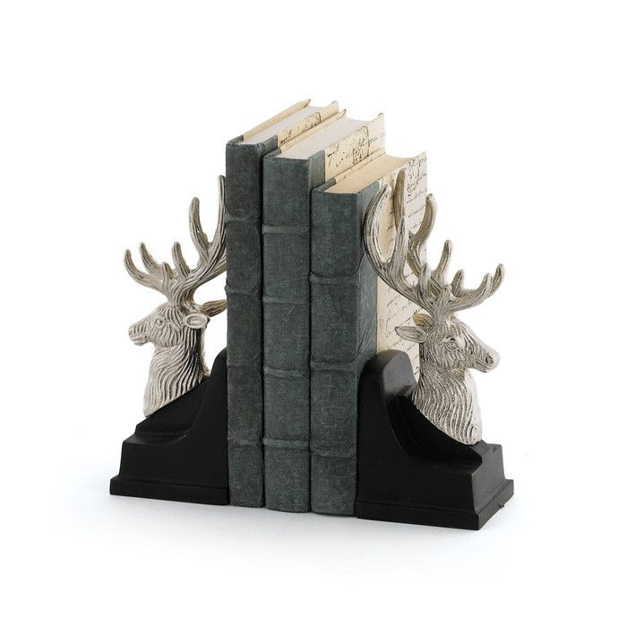Pair of Montana Bookends