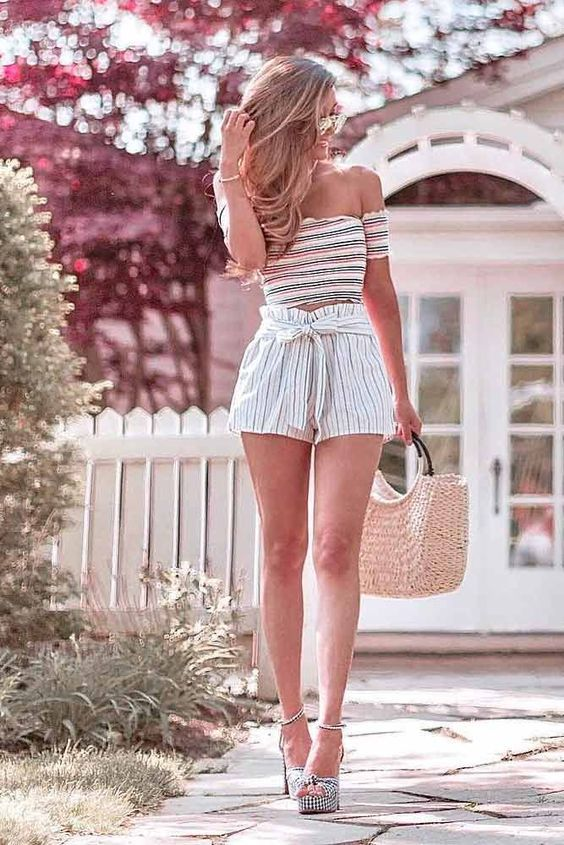 24 Stylish Summer Outfits To Look Gorgeous All The Time