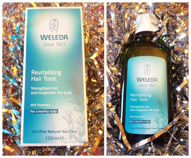 Weleda Hair Tonic // Baldness Cure?