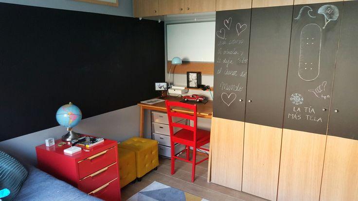 Habitacion niño 9 años