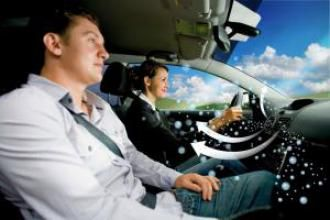 Как не подхватить простуду при работающем в авто кондиционере