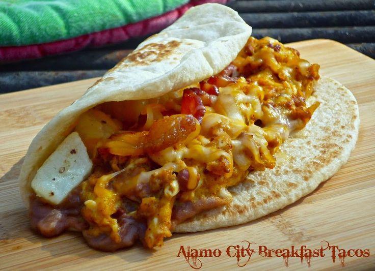 Alamo City Breakfast Tacos Recipe on Yummly. @yummly #recipe