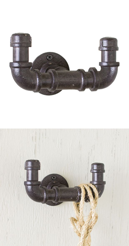 Best decorative wall hooks ideas on pinterest